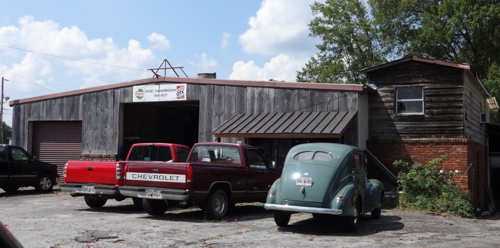 Post Drill Restoration and Modification: A sustainable shop
