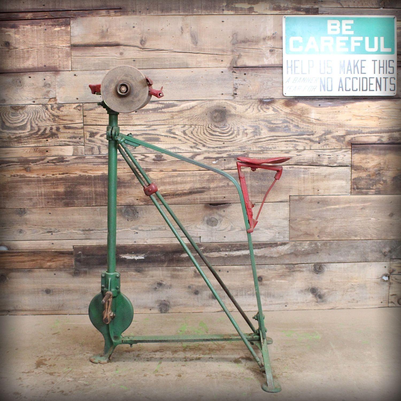 Pleasing Pedal Powered Grinder Machost Co Dining Chair Design Ideas Machostcouk